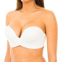Sous-vêtements Femme Brassières Wonderbra Soutien-gorge sans bretelles Perfect Enhancement Blanc
