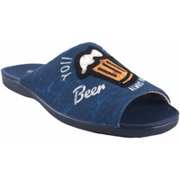 Chaussures Homme Multisport Garzon maison monsieur  6981.081 bleu Bleu