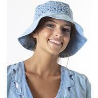 Accessoires textile Femme Chapeaux La Cotonniere CHAPEAU MALLY Bleu