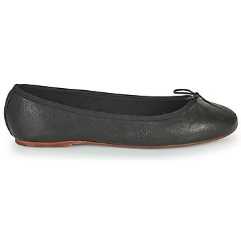 Chaussures Femme Ballerines / babies JB Martin ROMY Noir