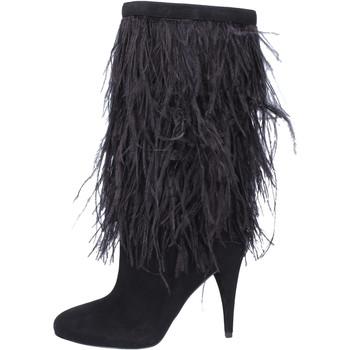 Chaussures Femme Bottes ville MICHAEL Michael Kors BJ760 Noir