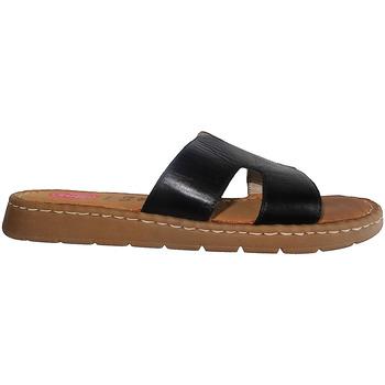 Chaussures Femme Mules Jana JANA4245 noir