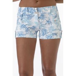 Vêtements Femme Shorts / Bermudas La Cotonniere SHORT TONDURA Multicolore