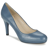 Chaussures Femme Escarpins Betty London NEGRIT Bleu