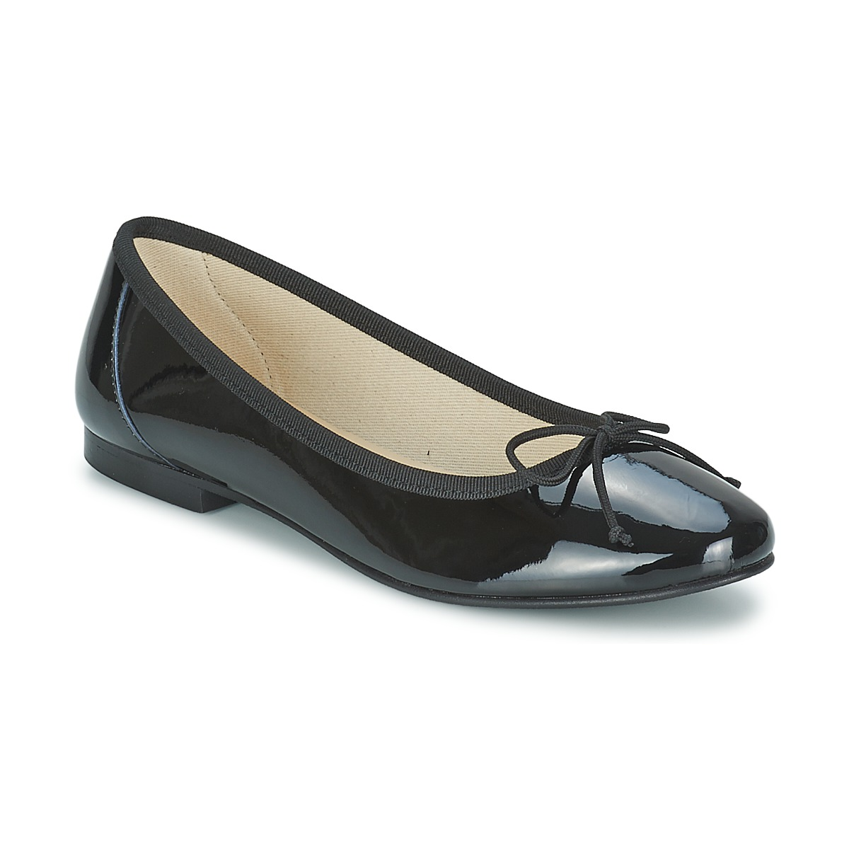 Ballerines Betty London VROLA Noir