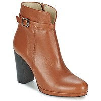 Chaussures Femme Bottines Betty London GRAZI Camel