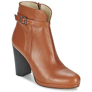 Bottines / Boots Betty London GRAZI Camel 350x350