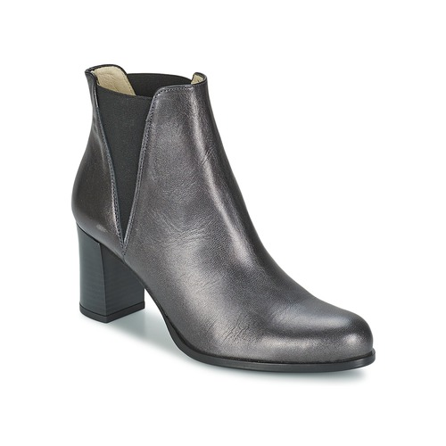 Chaussures Femme Bottines Betty London GALAXA Gris