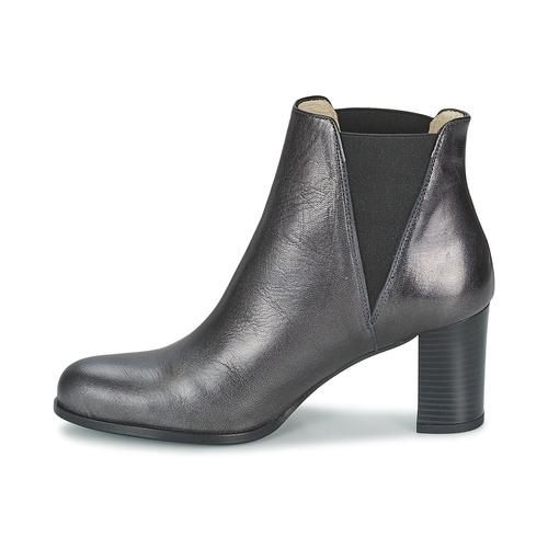 Gris Chaussures London Femme Galaxa Betty Bottines D2YeEIWH9