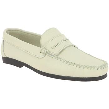 Chaussures Femme Mocassins Xavier Danaud 97128 Blanc