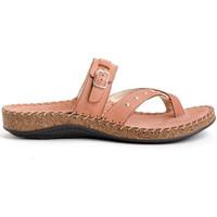 Chaussures Femme Sandales et Nu-pieds Walk & Fly 3861-22200 Rose