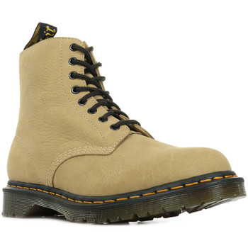 Chaussures Boots Dr Martens 1460 Pascal marron