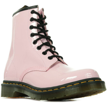 Chaussures Femme Boots Dr Martens 1460 Wn's rose