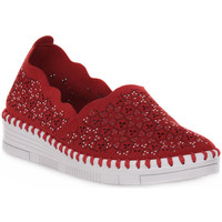 Chaussures Femme Slip ons Grunland ROSSO F6VIVY Rosso