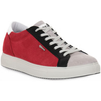 Chaussures Homme Baskets basses IgI&CO SACHA RED Rosso