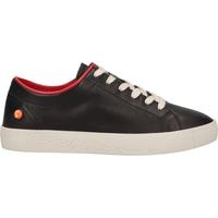 Chaussures Femme Baskets basses Softinos Sneaker Schwarz/Rot
