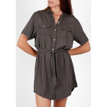 Vêtements Femme Paréos Admas Tunique estivale chemise Dubarry Kaki
