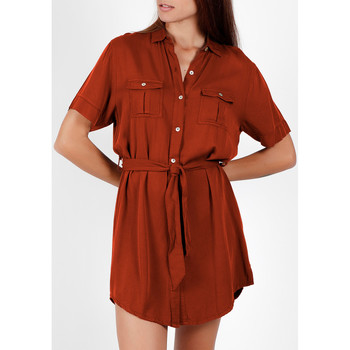 Vêtements Femme Paréos Admas Tunique estivale chemise Dubarry Rouge