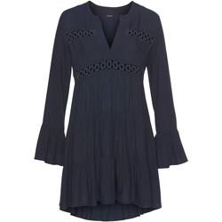Vêtements Femme Tuniques Lascana Tunique estivale chemisier Lola Bleu Marine