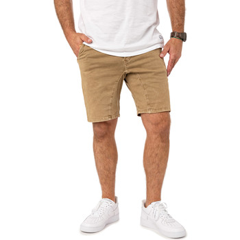Vêtements Homme Shorts / Bermudas Pullin Short  DENING SHORT CHINO DESERT BEIGE