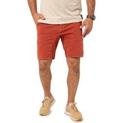 Vêtements Homme Shorts / Bermudas Pullin Short  DENING SHORT CHINO CHERRY ROUGE