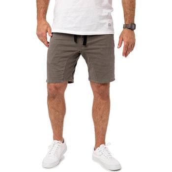 Vêtements Homme Shorts / Bermudas Pullin Short  DENING SHORT EPIC 2 TAUP GRIS