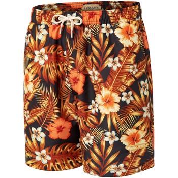 Vêtements Homme Maillots / Shorts de bain Pullin Short  PAKO PALM MULTICOLORE