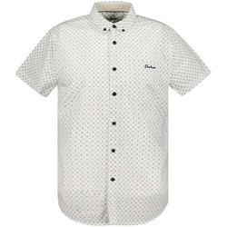 Vêtements Homme Chemises manches courtes Deeluxe Chemise DAXXO Natural
