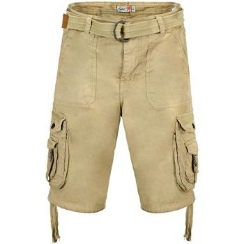 Vêtements Homme Shorts / Bermudas Deeluxe Short HEAVEN Beige