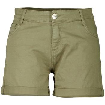 Vêtements Femme Shorts / Bermudas Deeluxe Short CERISE Light Khaki