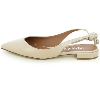 Chaussures Femme Sandales et Nu-pieds L'angolo J7463.09_36 Beige