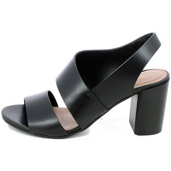 Chaussures Femme Sandales et Nu-pieds L'angolo J7451.01_37 Noir
