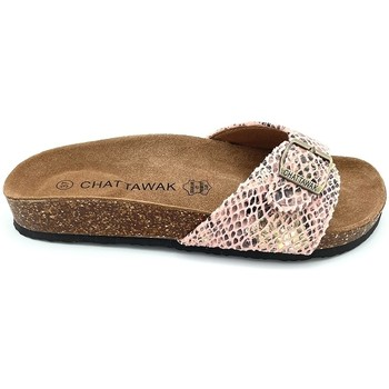 Chaussures Femme Mules Chattawak Mule  11-OPALINE S.ABRICOT Orange