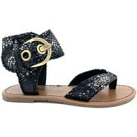 Chaussures Femme Sandales et Nu-pieds Chattawak Nu-Pieds 11-Thalie S.NOIR Noir