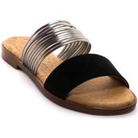 Chaussures Femme Mules MTNG  Negro