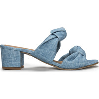 Chaussures Femme Mules Nae Vegan Shoes Jackie_Blue Bleu
