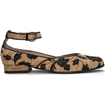 Chaussures Femme Ballerines / babies Nae Vegan Shoes Leen_Brown Marron