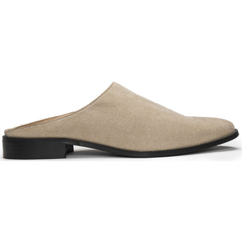 Chaussures Femme Sabots Nae Vegan Shoes Zoe_Beige Beige