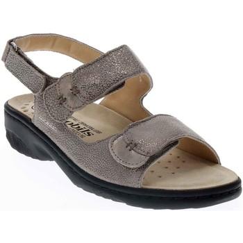 Chaussures Femme Sandales et Nu-pieds Mobils GETHA DK TAUPE