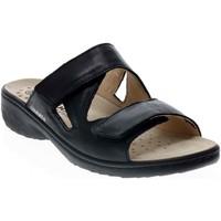 Chaussures Femme Mules Mobils GEVA BLACK B