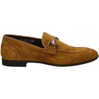 Chaussures Homme Mocassins Brecos CACHEMIRE marra