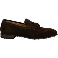 Chaussures Homme Mocassins Brecos CACHEMIRE testa-di-moro