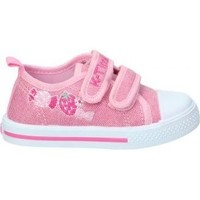 Chaussures Fille Baskets basses Katini LONAS  KFY17813 NIÑA FUXIA Rose