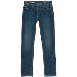 Vêtements Garçon Jeans Element Jean slim - bleu Bleu