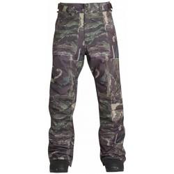 Vêtements Homme Pantalons Billabong - Pantalon de ski - camouflage Vert