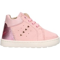 Chaussures Fille Bottines Balducci - Polacchino rosa CITA4607 ROSA