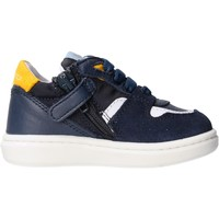 Chaussures Garçon Baskets basses Balducci - Polacchino blu/giallo MSPO3602 BLU