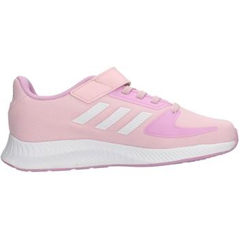 Chaussures Fille Running / trail adidas Originals - Runfalcon 2.0 rosa FZ0119 ROSA