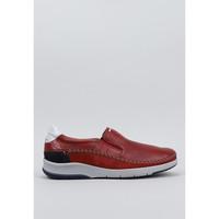 Chaussures Homme Mocassins Fluchos  Rouge