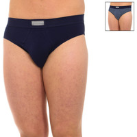 Sous-vêtements Homme Slips Abanderado Pack-2 Slips Bleu